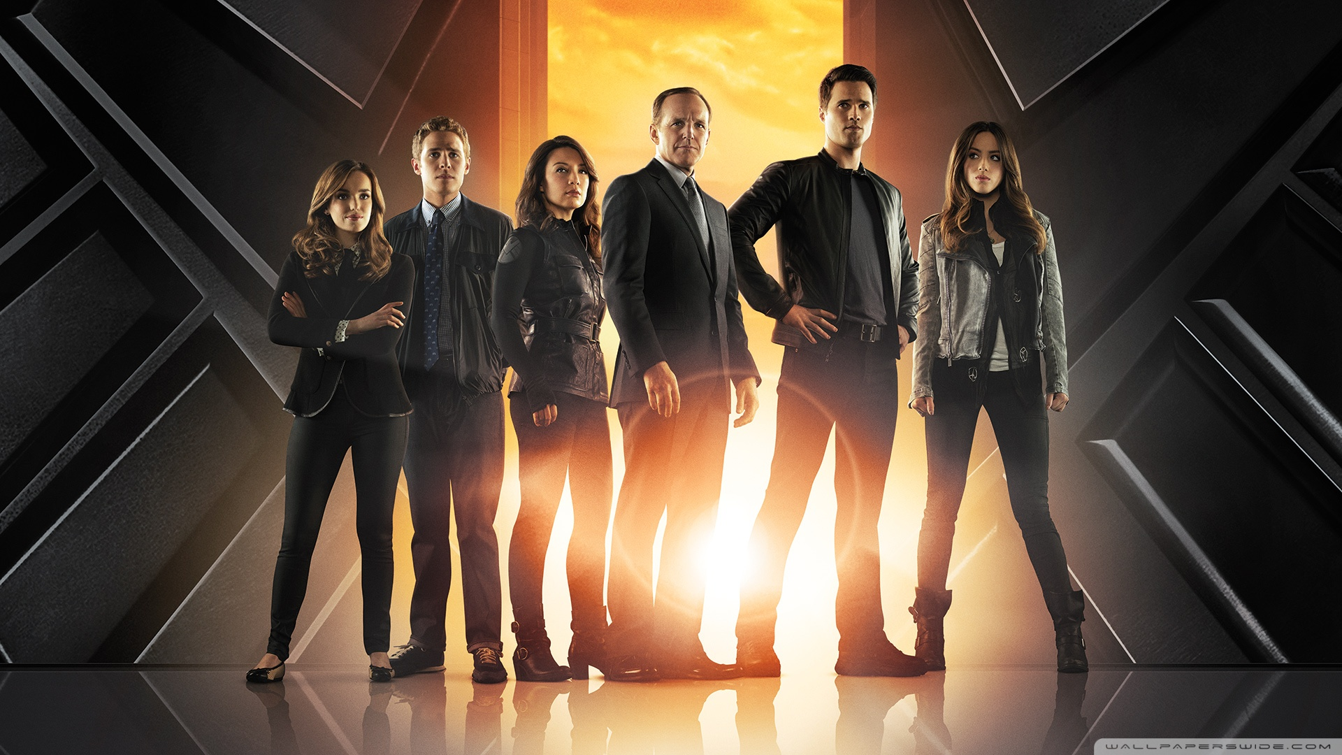 Related Wallpapers - Marvel's Agents Of Shield Season 1 , HD Wallpaper & Backgrounds