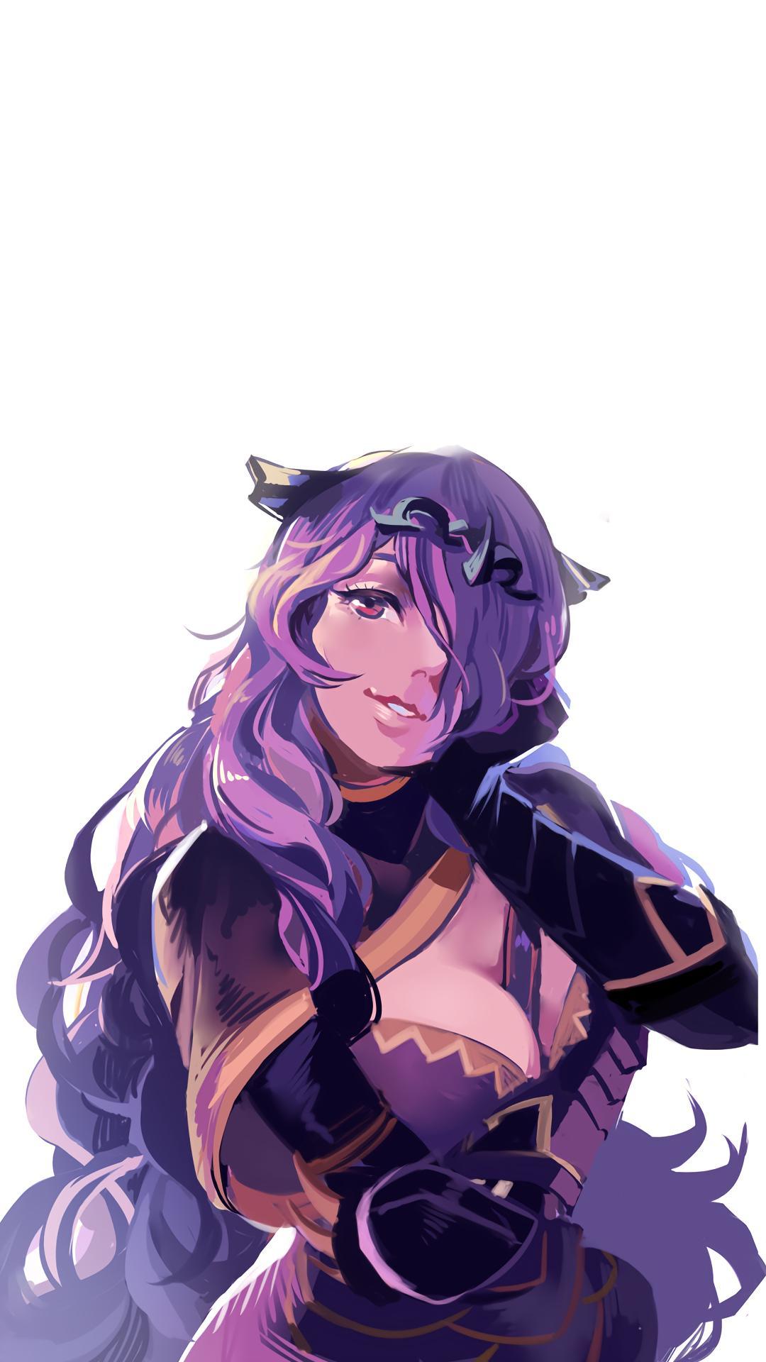 Camilla Fire Emblem Fates Mobile [1080×1920] Imgur - Camilla Art Fire Emblem , HD Wallpaper & Backgrounds