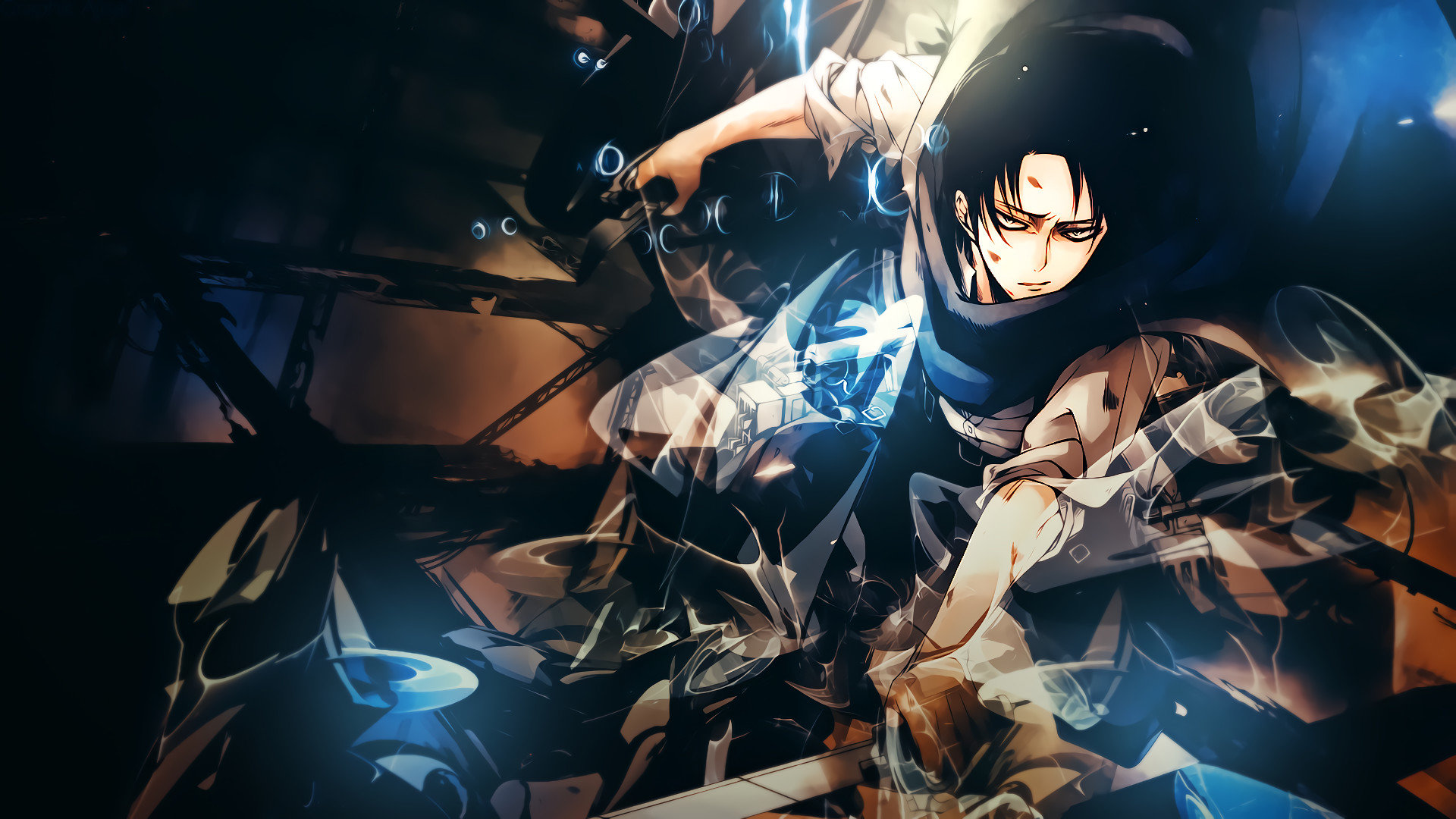 Levi Ackerman 474491 Hd Wallpaper Backgrounds Download