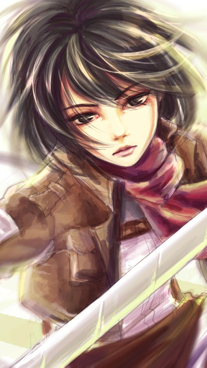 25 Foto Anime Attack On Titan Mikasa Terbaru Eye Candy Photograph