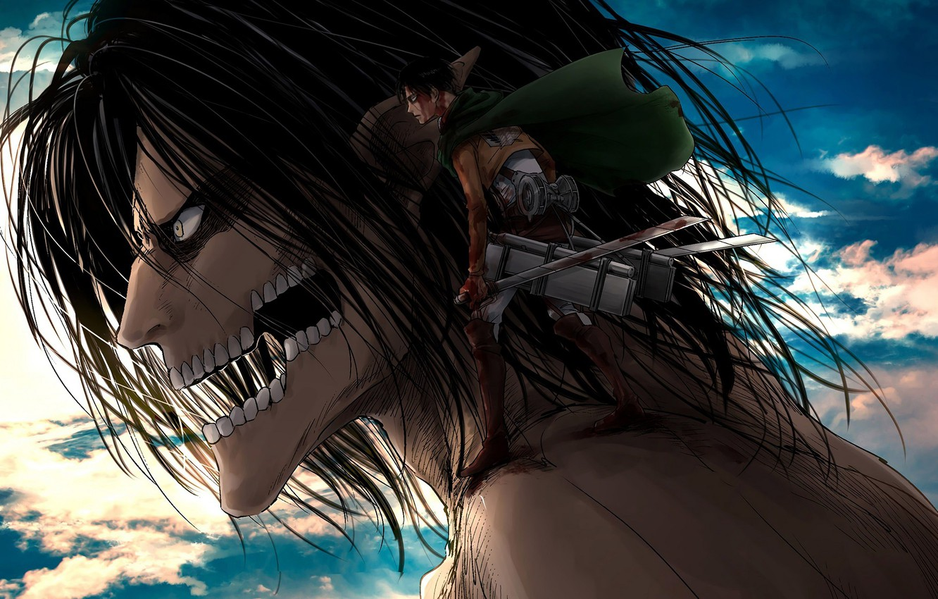 Photo Wallpaper Attack Of The Titans Shingeki No Kyojin Attack On Titan Season 3 Part 2 475033 Hd Wallpaper Backgrounds Download
