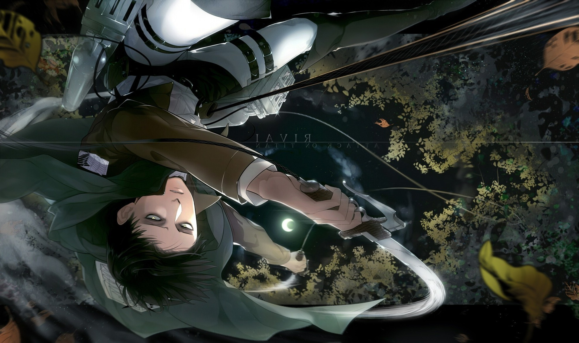 Mikasa Shingeki No Kyojin Levi 4k 475274 Hd Wallpaper Backgrounds Download