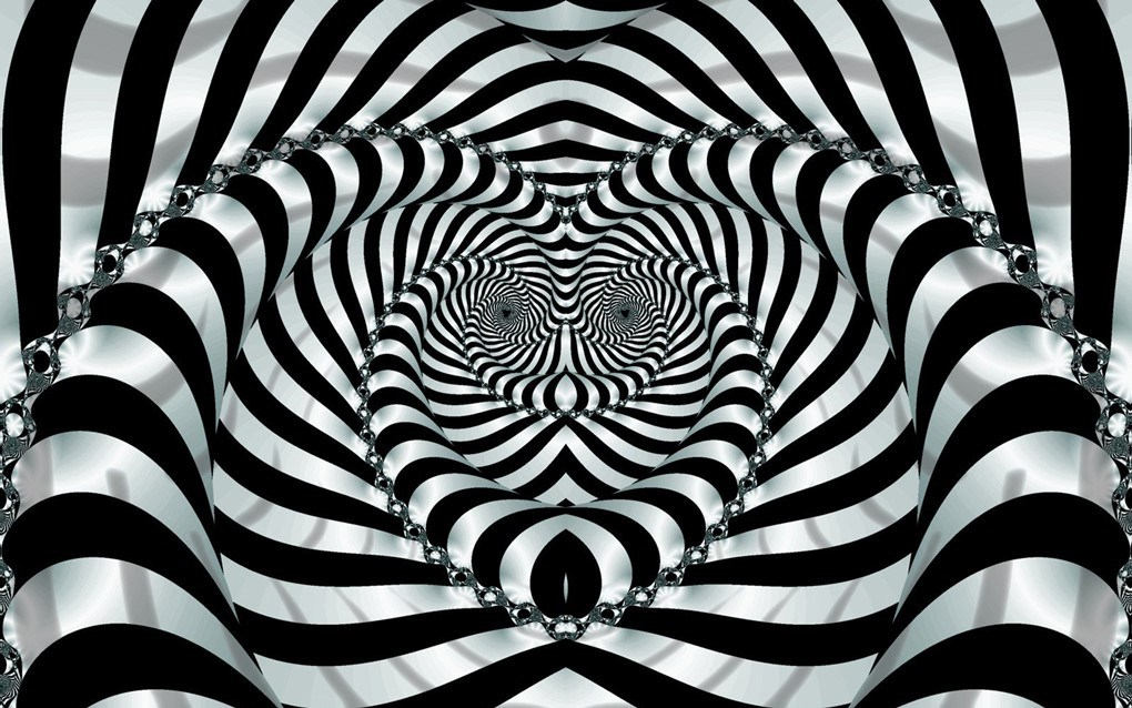 Trippy Wallpapers Hd Black And White Abstract Background
