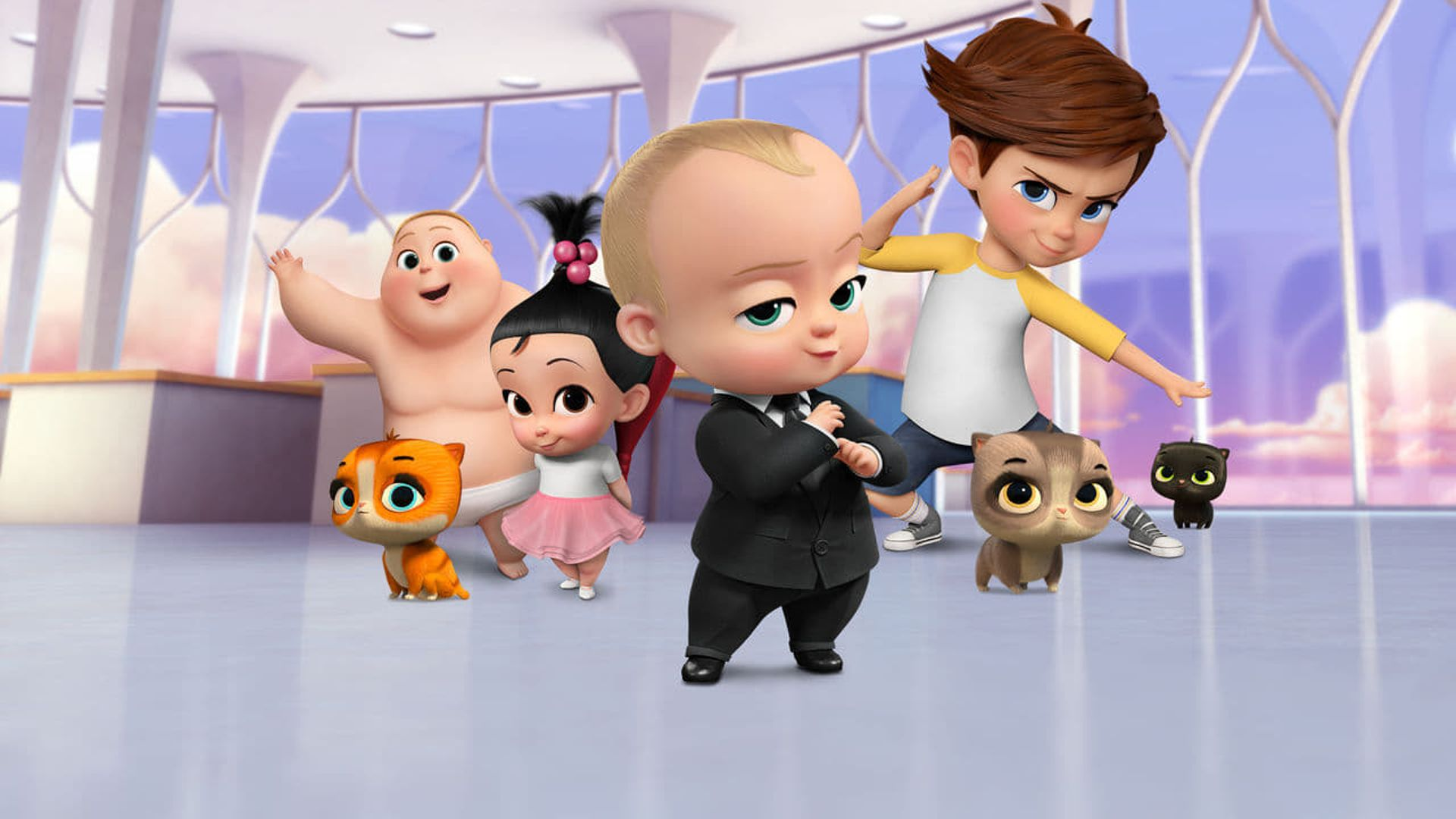 Backdrop Boss Baby Season 2 478011 Hd Wallpaper
