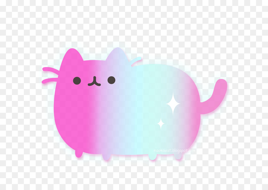 Pusheen Cat Desktop Wallpaper Pink Purple Png Rainbow Pusheen Png 478068 Hd Wallpaper Backgrounds Download
