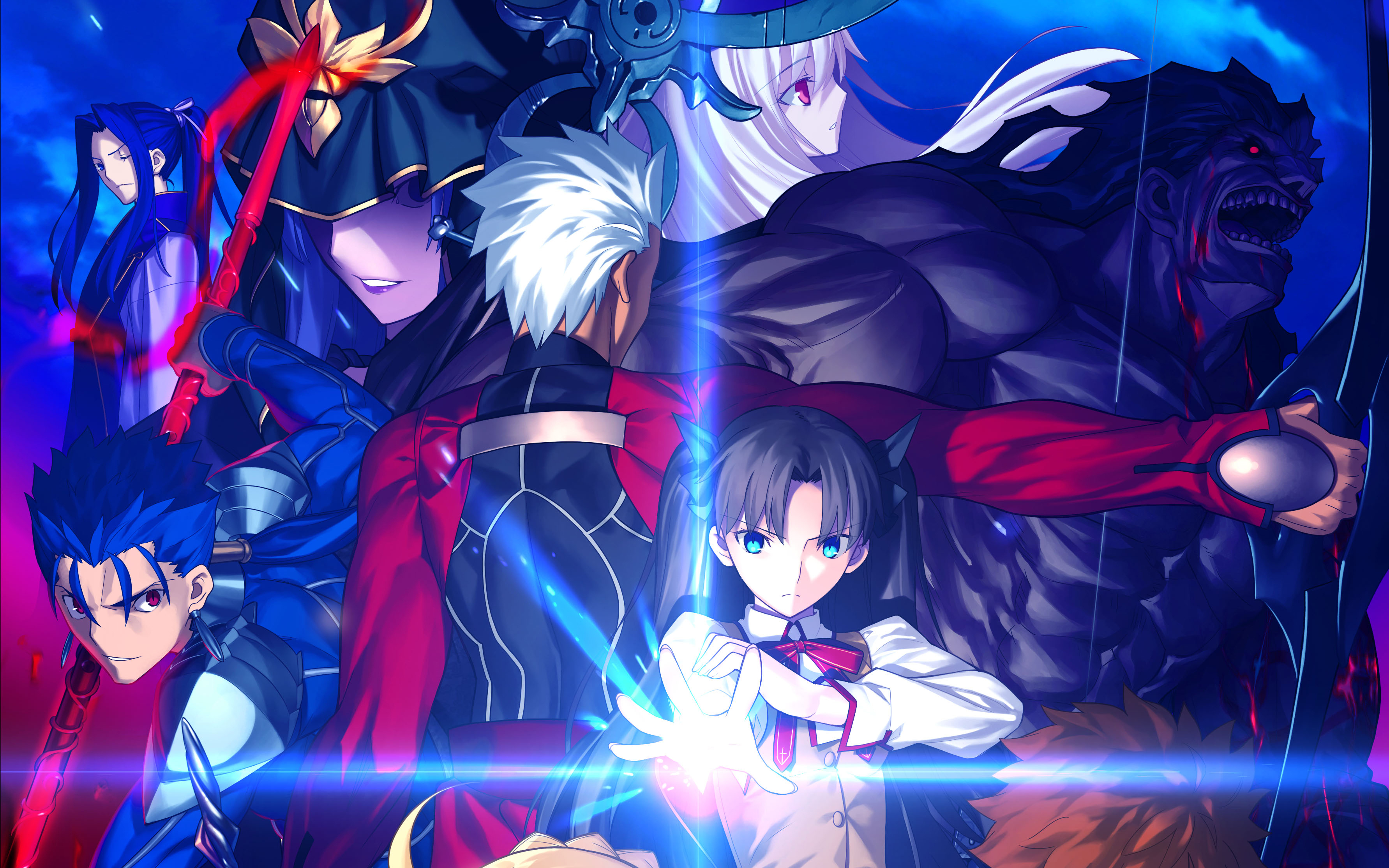 Unlimited Blade Works Hd Wallpaper Fate Stay Night Ubw 480145