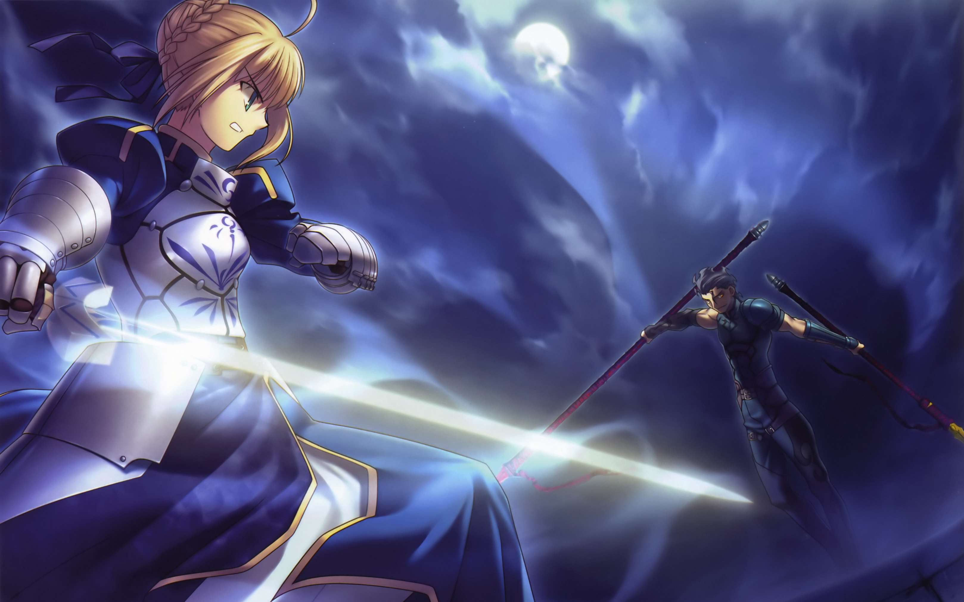 Fate Stay Night Wallpaper Fate Stay Night Desktop 480453 Hd