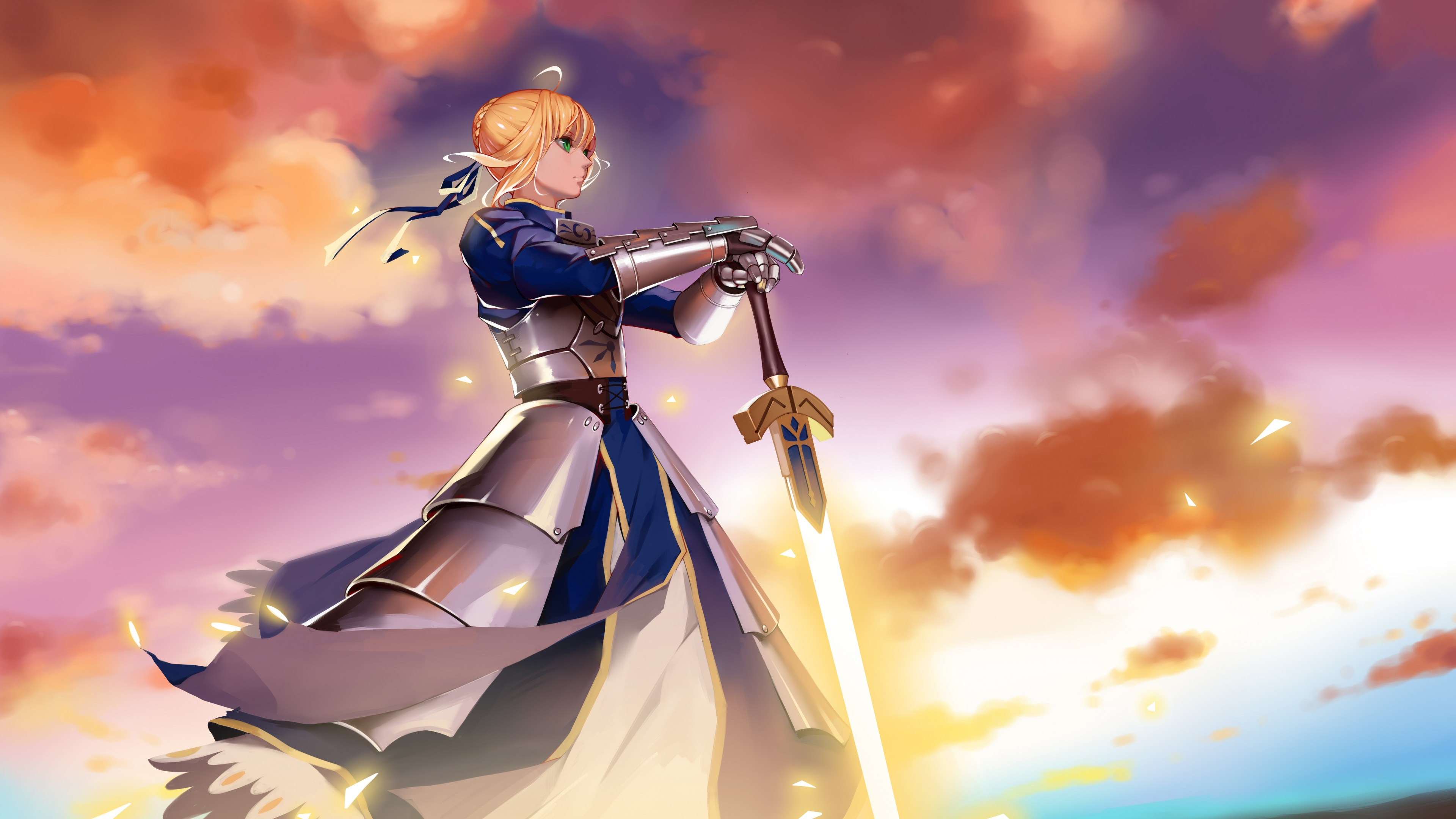 Fate Stay Night Wallpaper Fate Stay Night 481792 Hd