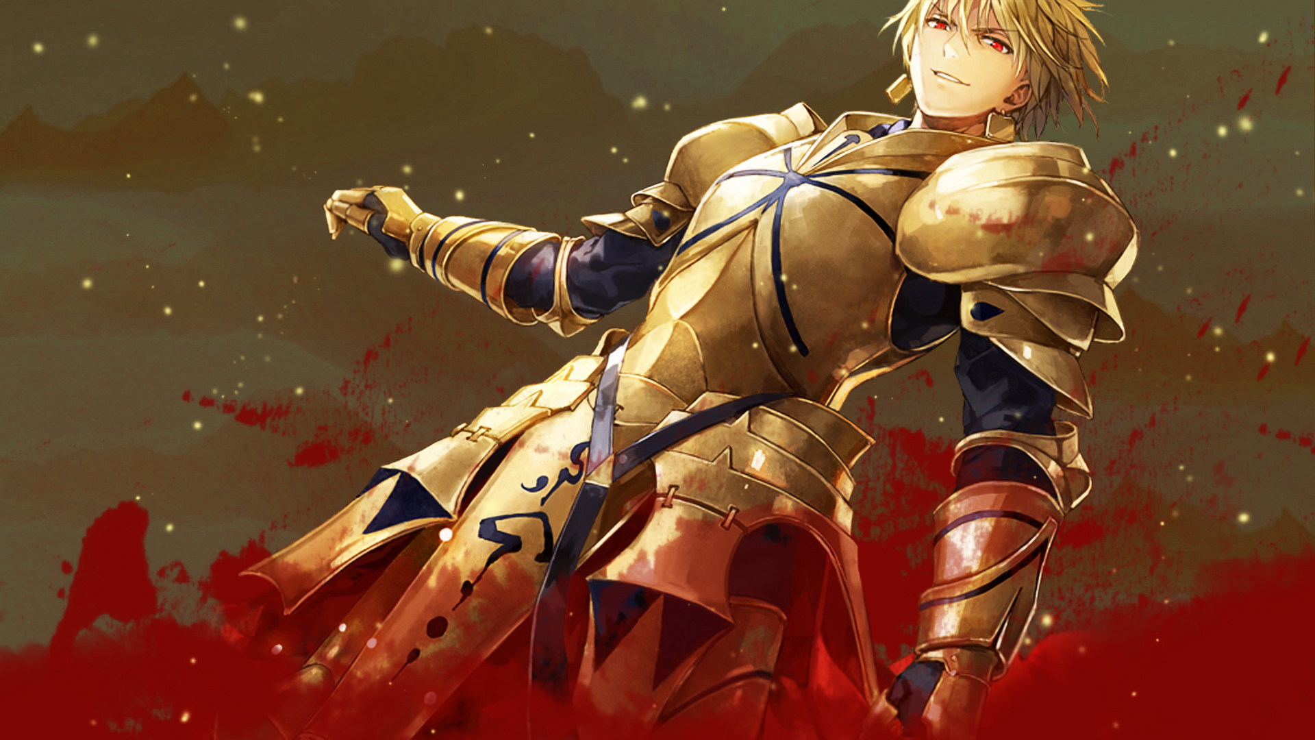 Fate Stay Night Wallpaper Gilgamesh Fate 482478 Hd