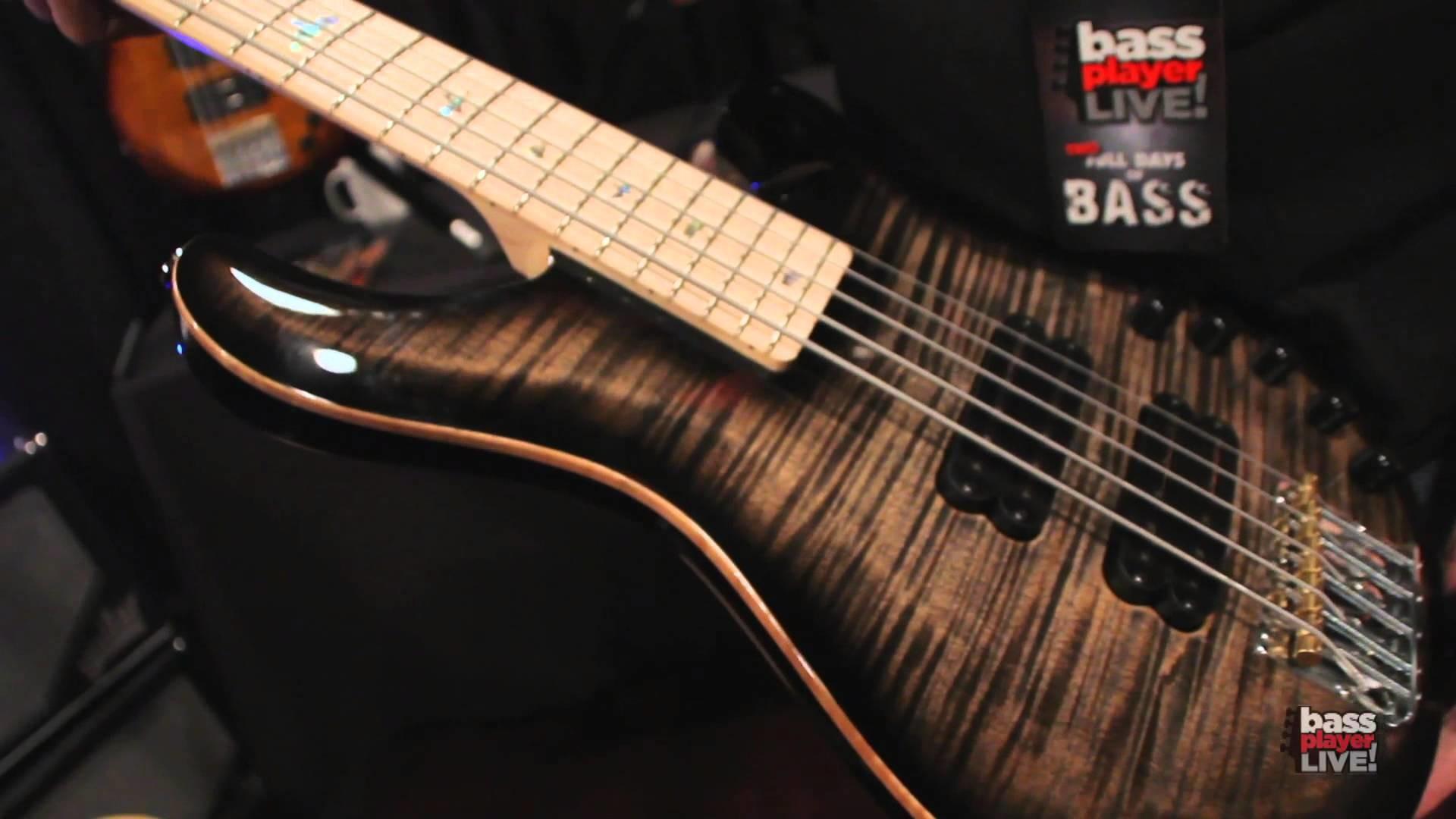 Live - Bass Guitar , HD Wallpaper & Backgrounds