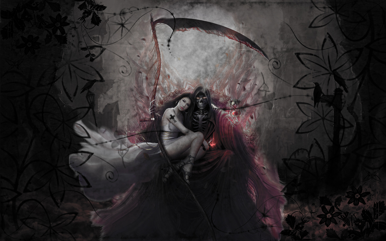 Gothic Queen 483441 Hd Wallpaper Backgrounds Download