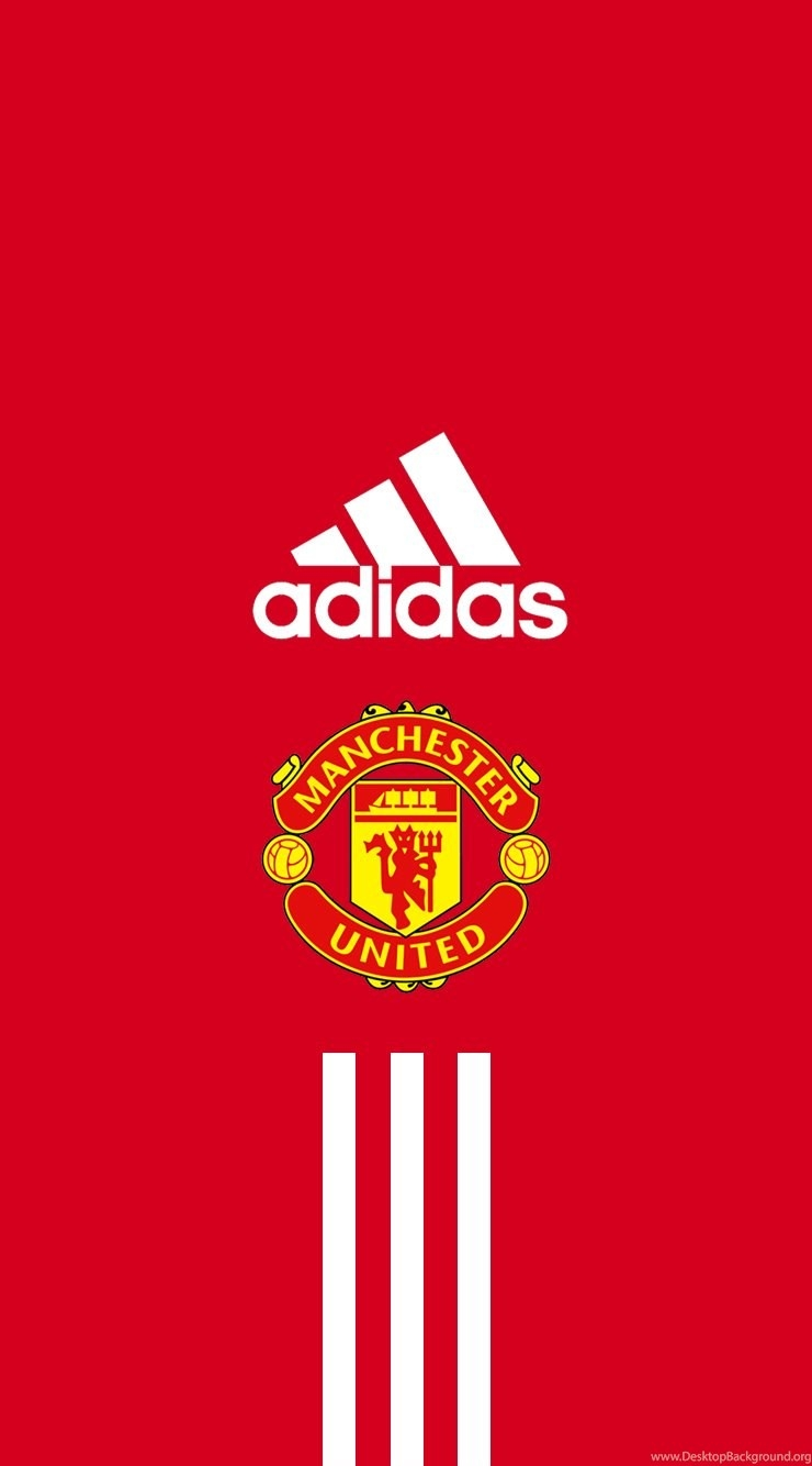 Manchester United Iphone Wallpapers Adidas By Dixoncider123