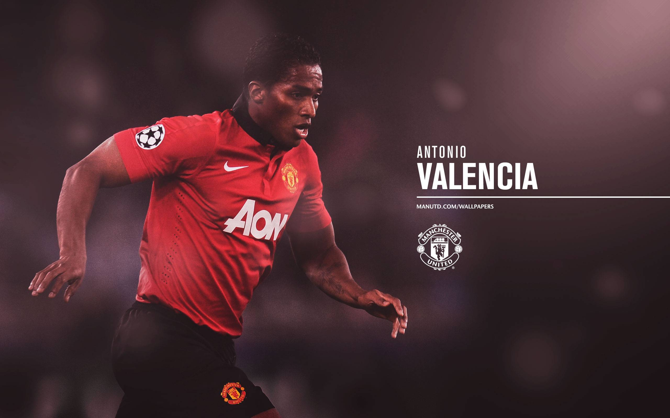 Antonio Valencia Manchester United Wallpaper Hd Antonio