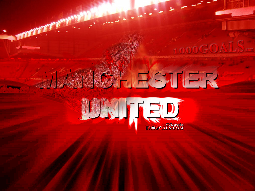 Manchester United Old Trafford - Manchester United Wallpaper 2010 , HD Wallpaper & Backgrounds