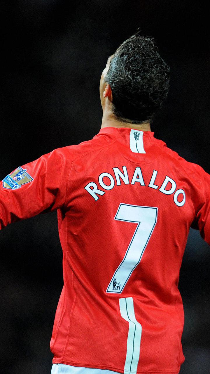Man Utd Iphone Wallpaper Cristiano Ronaldo Shirt Manchester United 487115 Hd Wallpaper Backgrounds Download