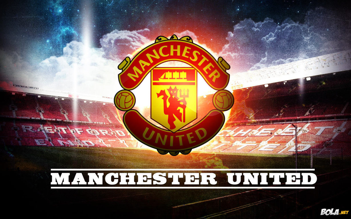 Manchester United Wallpaper Hd Logo Cool Manchester