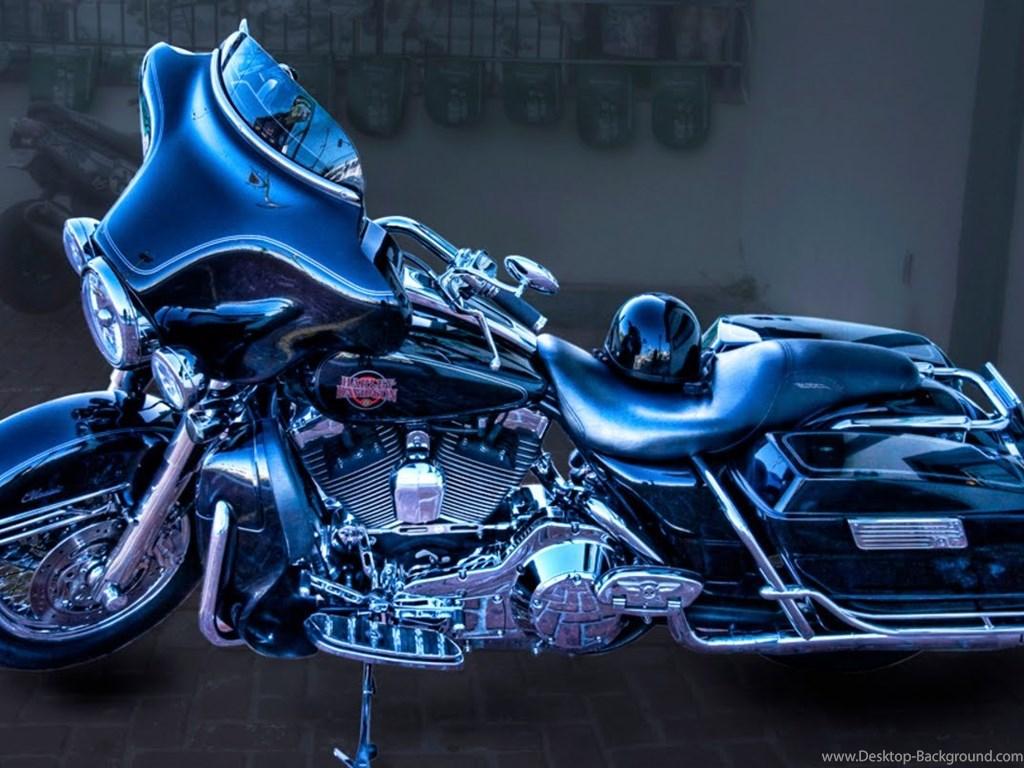 Fullscreen Desktop Harley Davidson Wallpaper Bike Hd