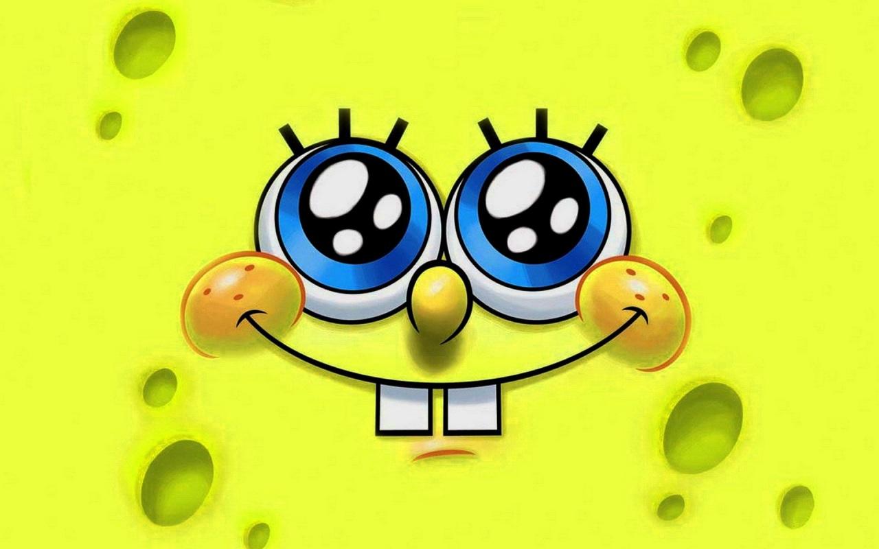 Spongebob Wall Clock Wallpaper Spongebob Hd Save Screen Funny
