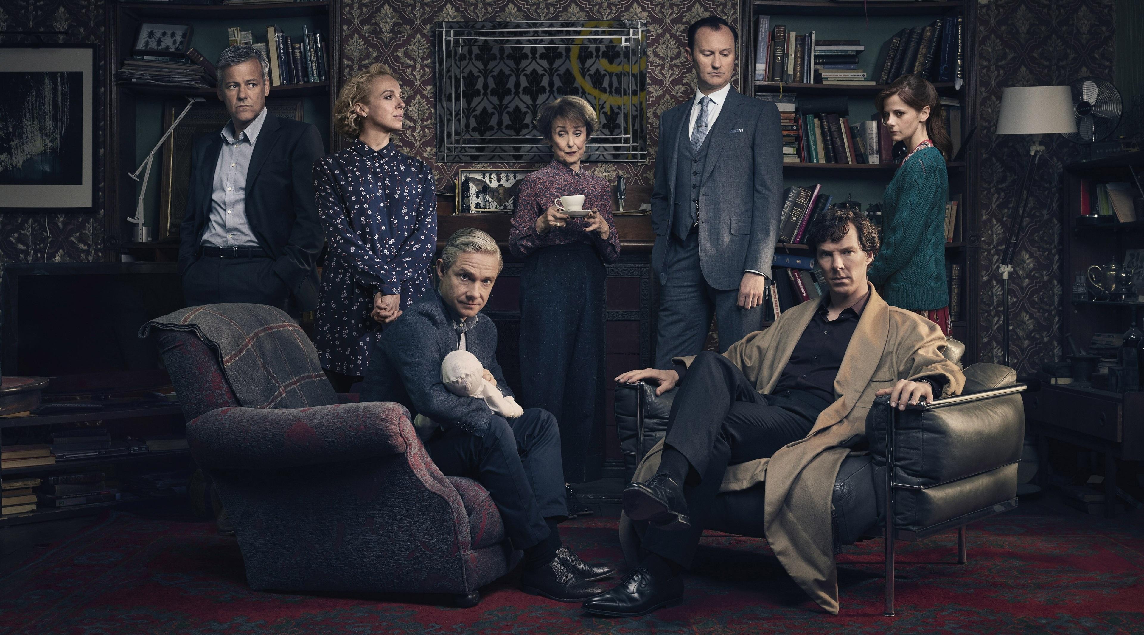 Sherlock Season 4 , HD Wallpaper & Backgrounds