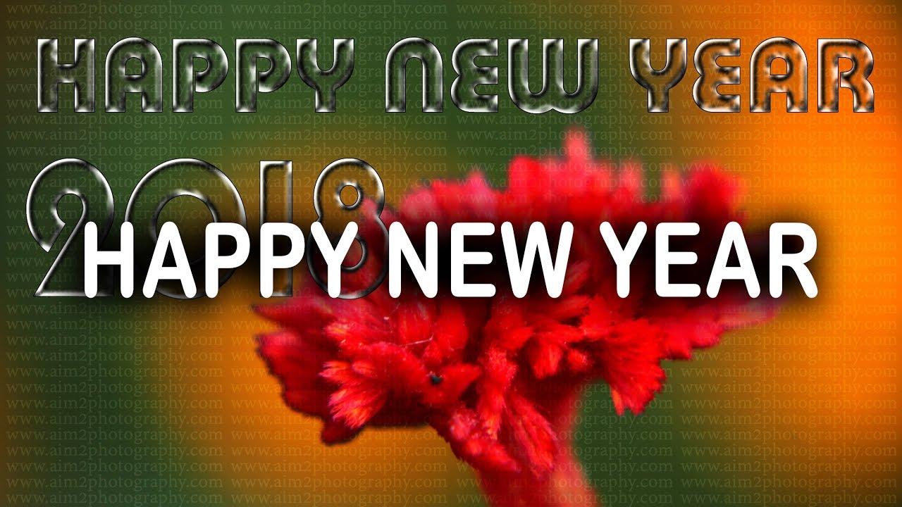 love happy new year in glitter hd