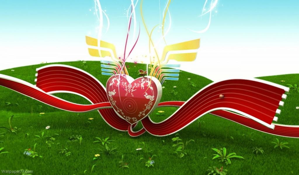 I Love You Ajay Name Wallpaper - Sfondi Con Colori Vivi , HD Wallpaper & Backgrounds