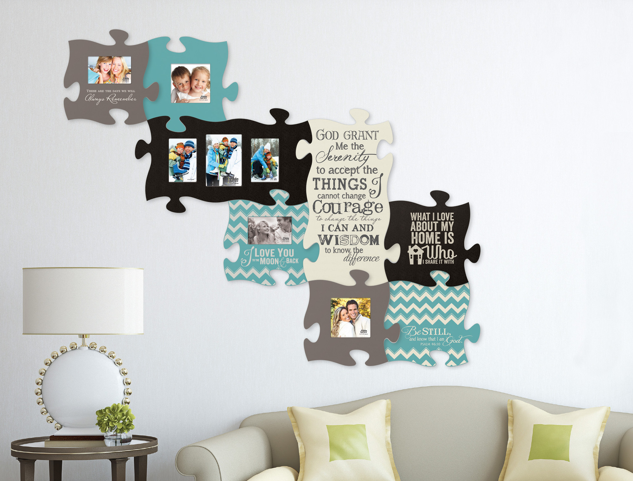 Trusted Puzzle Piece Wall Decor Inspiration 80 Design - Puzzle Pieces Wall Decor , HD Wallpaper & Backgrounds