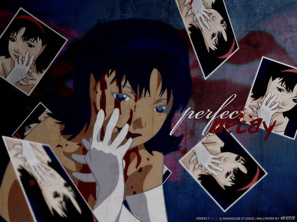 Perfect Perfect Blue Anime 499545 Hd Wallpaper Backgrounds Download