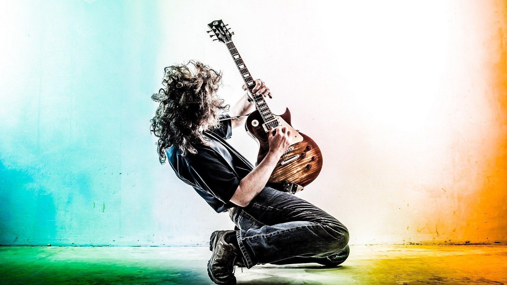 Green Guitar Wallpaper Hd Guitar Wallpapers 1080p 50159