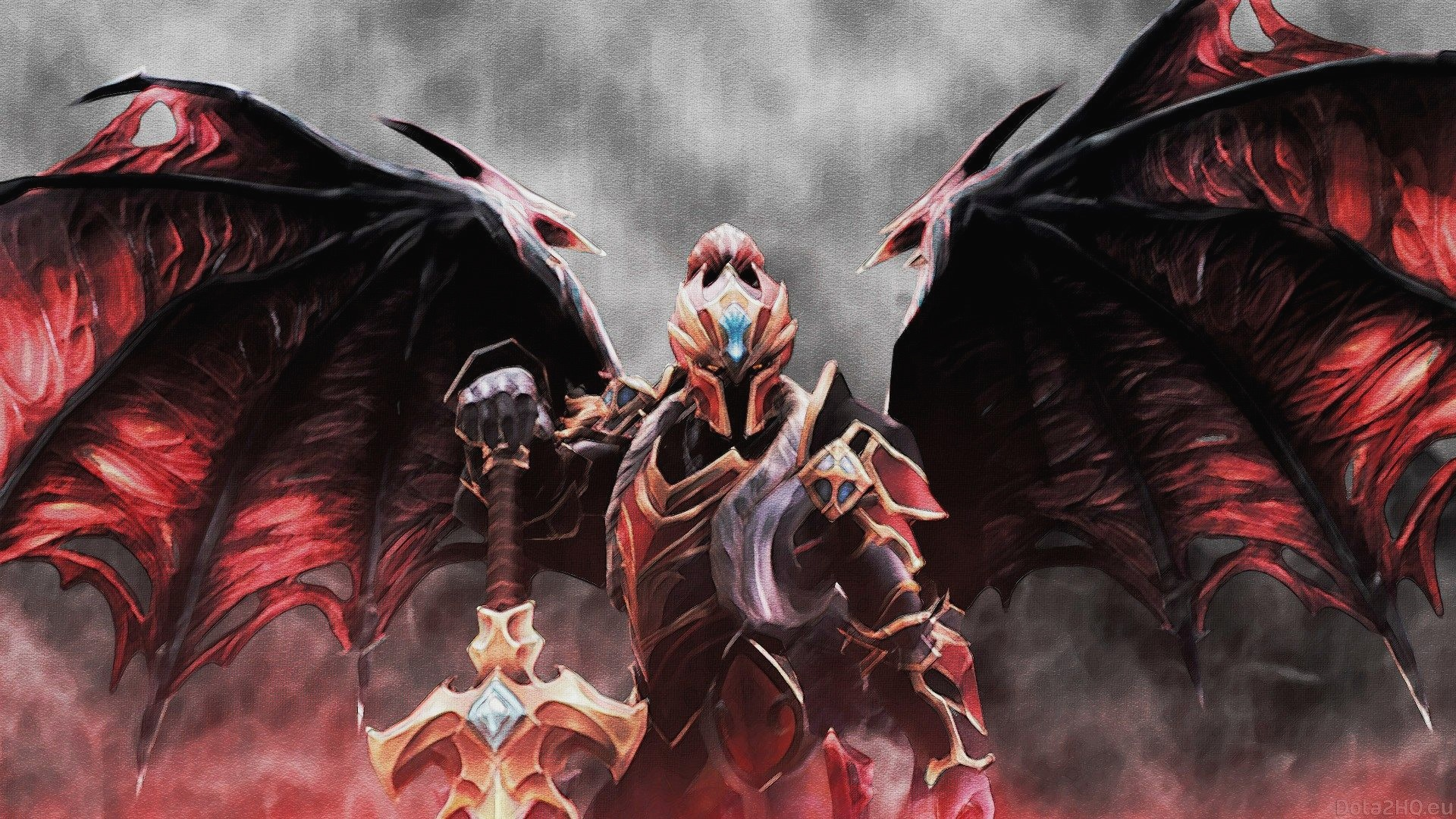 10 Dota 2 Dragon Knight Wallpaper Hd - Dragon Knight Dota 2 Wallpaper Hd , HD Wallpaper & Backgrounds
