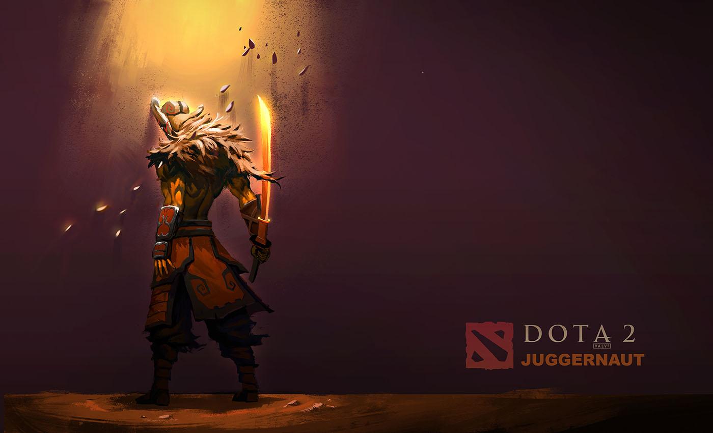 Dota 2 Hd Wallpaper - Arcana Wallpaper Juggernaut Dota 2 , HD Wallpaper & Backgrounds