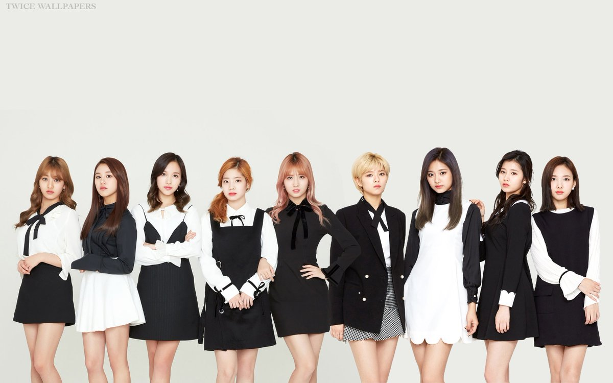 Twice - Nayeon Jeongyeon Sana Tzuyu , HD Wallpaper & Backgrounds