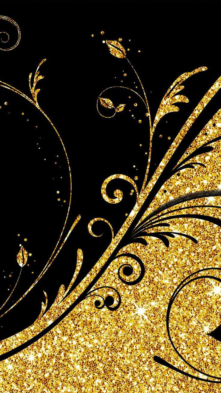 218 Best Black Amp Gold Wallpaper Images On Black Gold