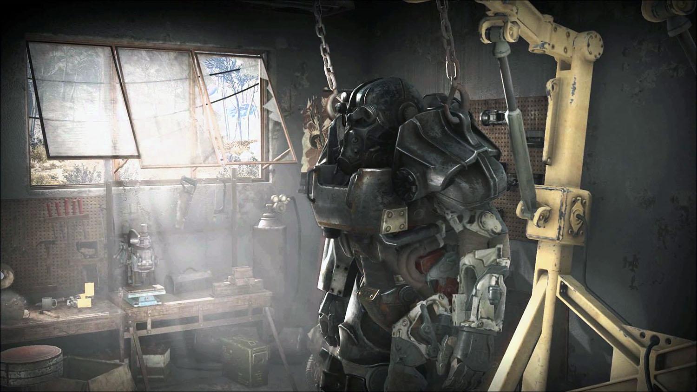 Fallout 4 Wallpaper Mods - Fallout 4 Mods Ps4 Menu , HD Wallpaper & Backgrounds