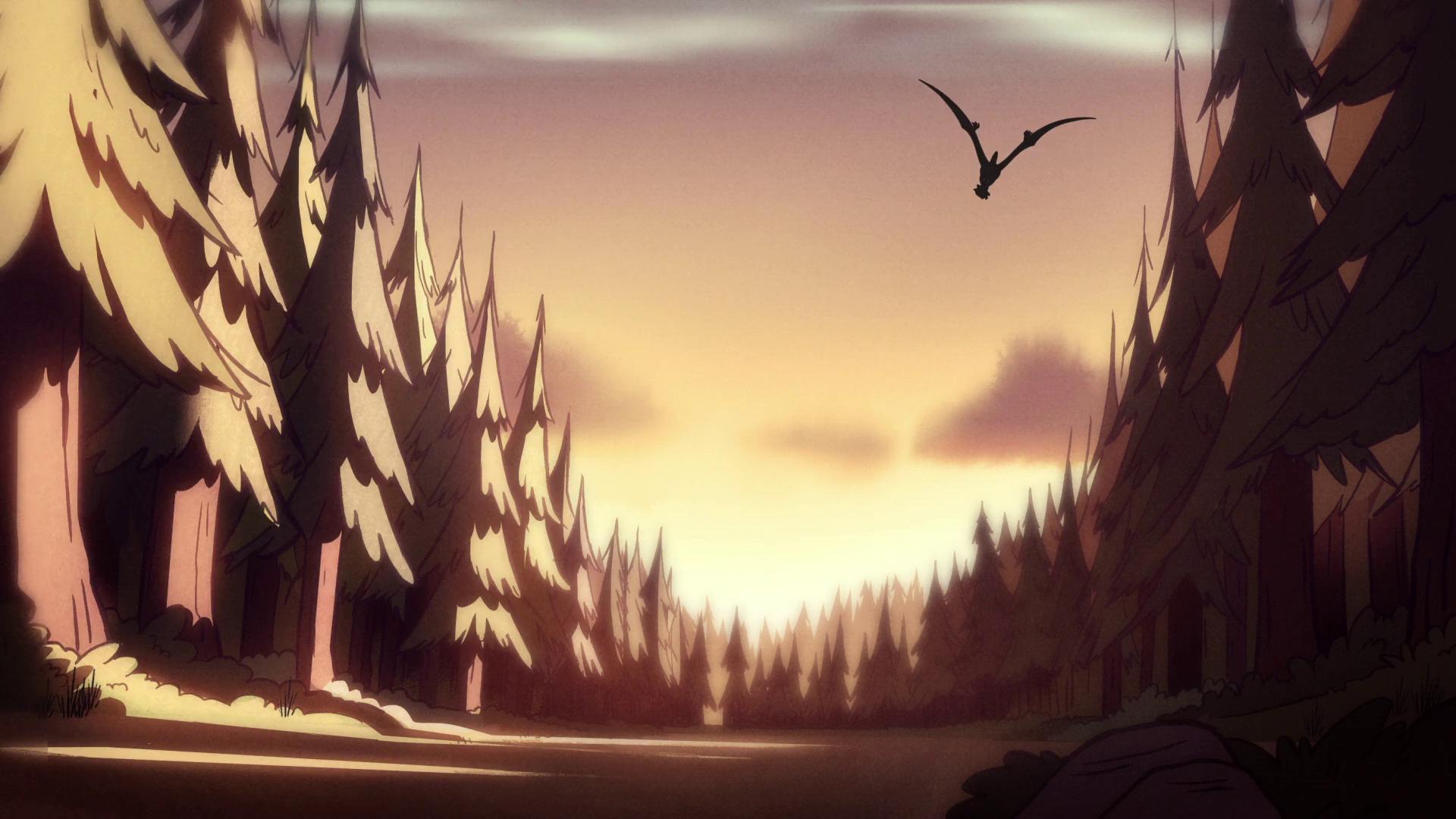 Gravity Falls Wallpaper - Gravity Falls Background , HD Wallpaper & Backgrounds