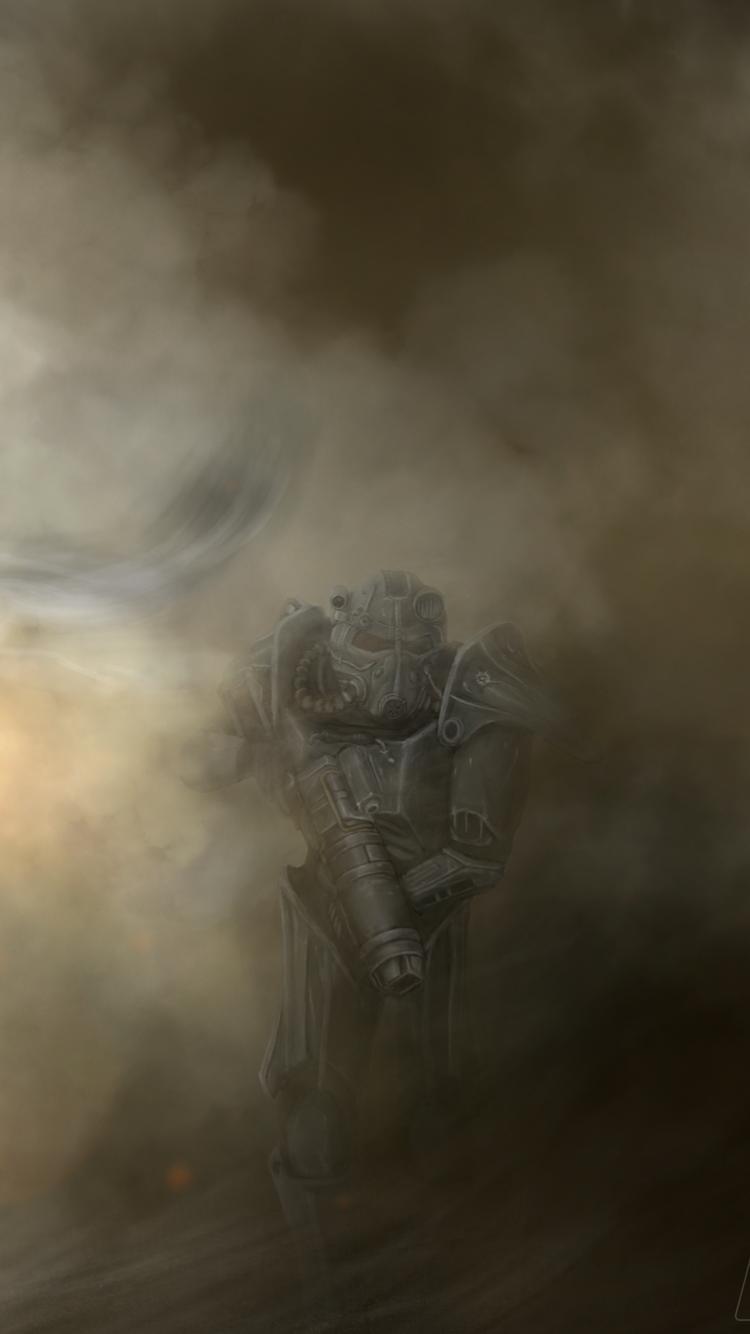 Fallout 4 Обои На Айфон 5 , HD Wallpaper & Backgrounds