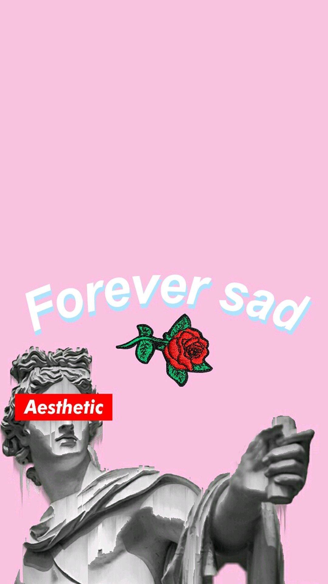 Tumblr Aesthetic Wallpaper Forever Sad 54002 Hd Wallpaper