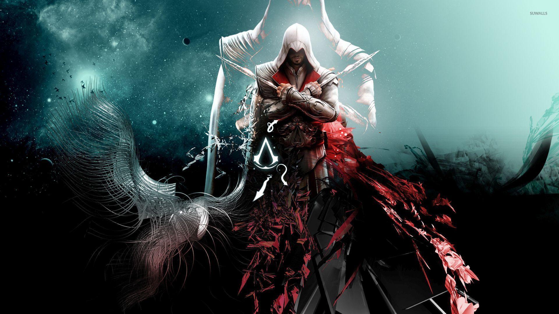 Ezio Auditore Da Firenze Assassins Creed Wallpaper 2k