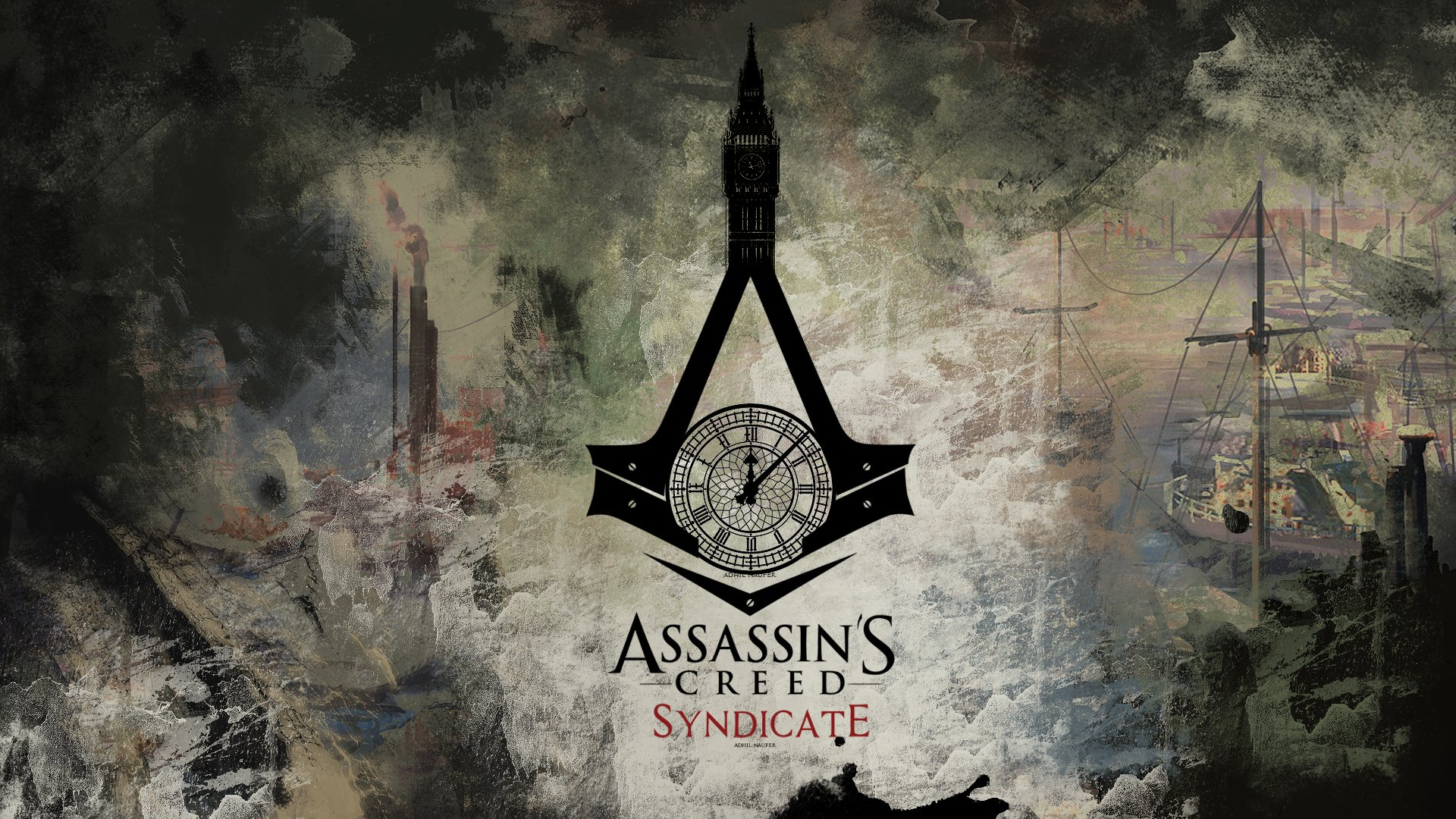 Assassins Creed Syndicate Hd Backgrounds Wallpaper Assassin S