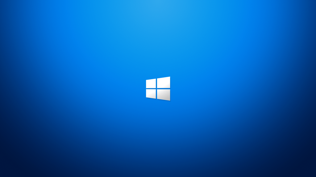 40 Windows 10 Wallpapers Hd For Free Download - Blue Wallpaper Windows 10 , HD Wallpaper & Backgrounds