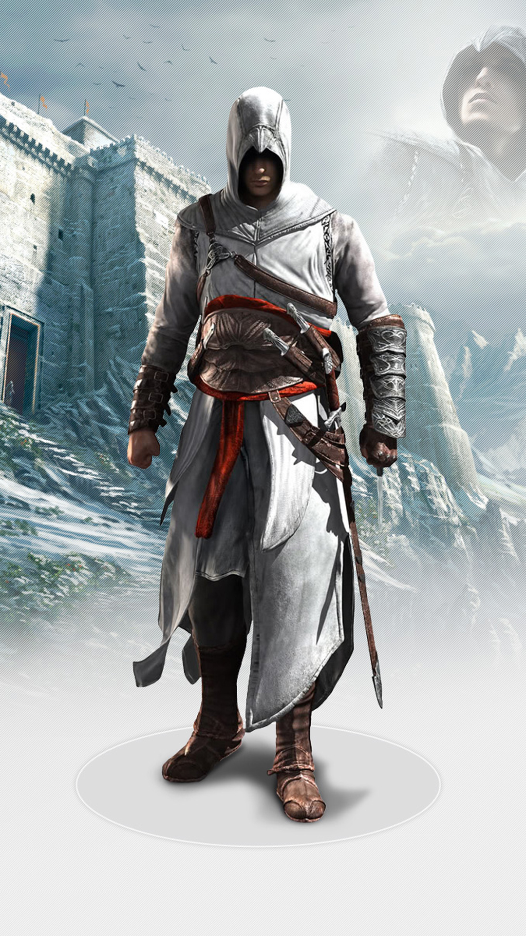 Assassins Creed Android Wallpaper Cosplay Assassins Creed
