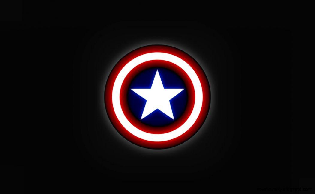 Captain America Phone Wallpaper Captain America Hd Logo