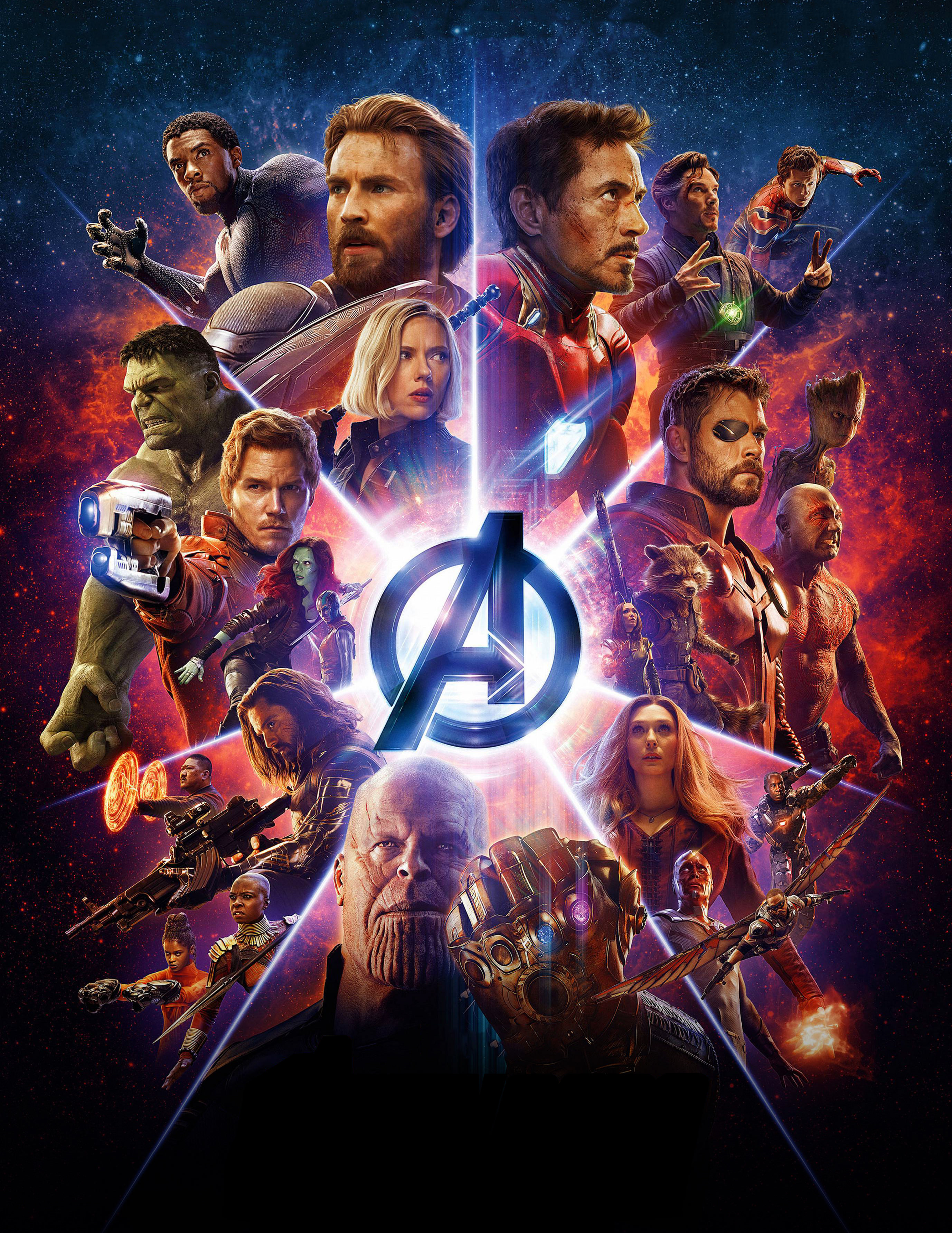 Original Resolution Popular Avengers Infinity War 55570
