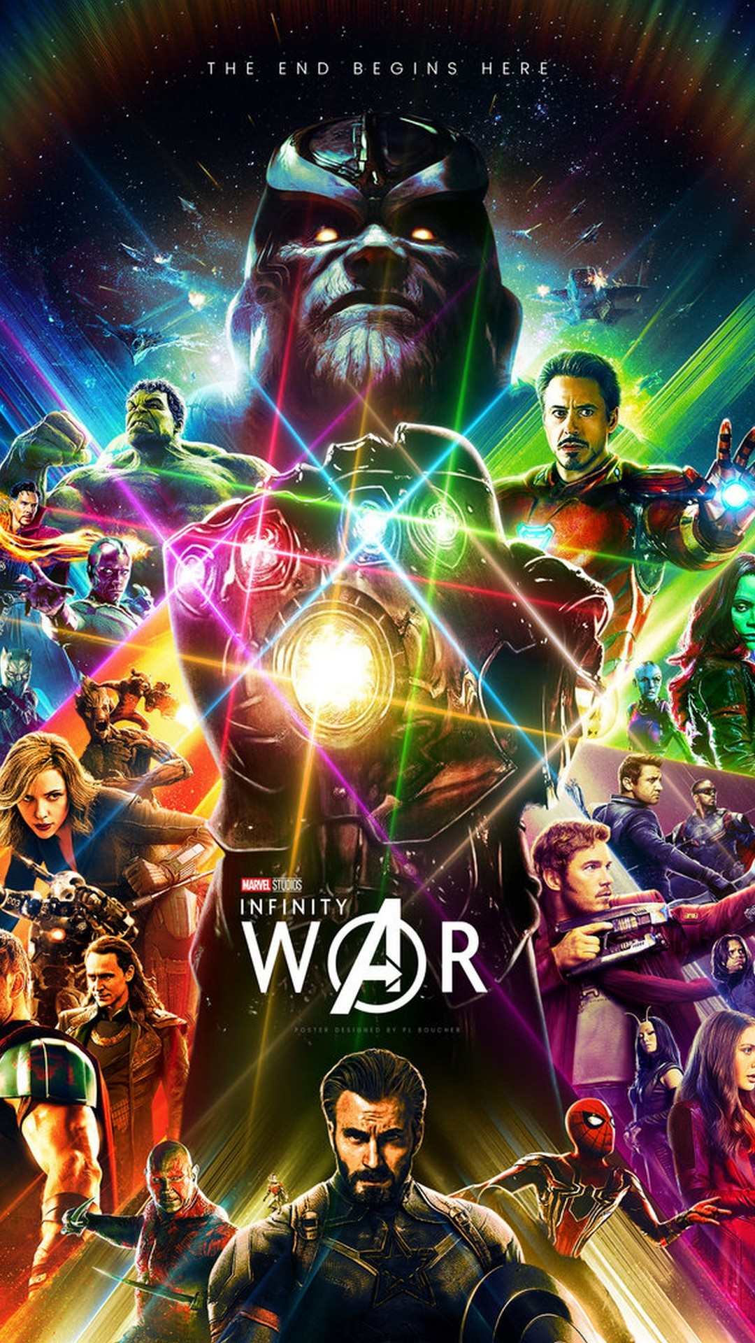 Avengers Infinity War Wallpaper Android With Hd Resolution