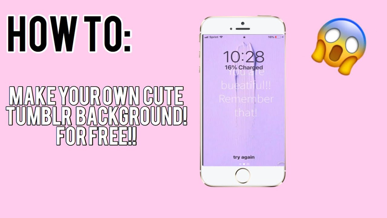 How To Make Cute Tumblr Wallpapers Iphone 56736 Hd