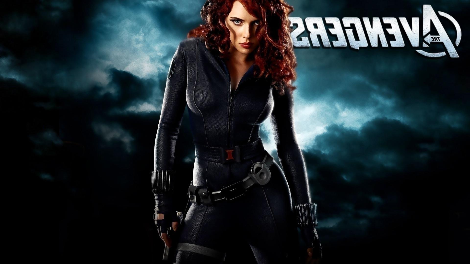 The Avengers Black Widow Widescreen Hd Wallpaper Scarlett Johansson Black Widow Wallpaper Hd 56910 Hd Wallpaper Backgrounds Download