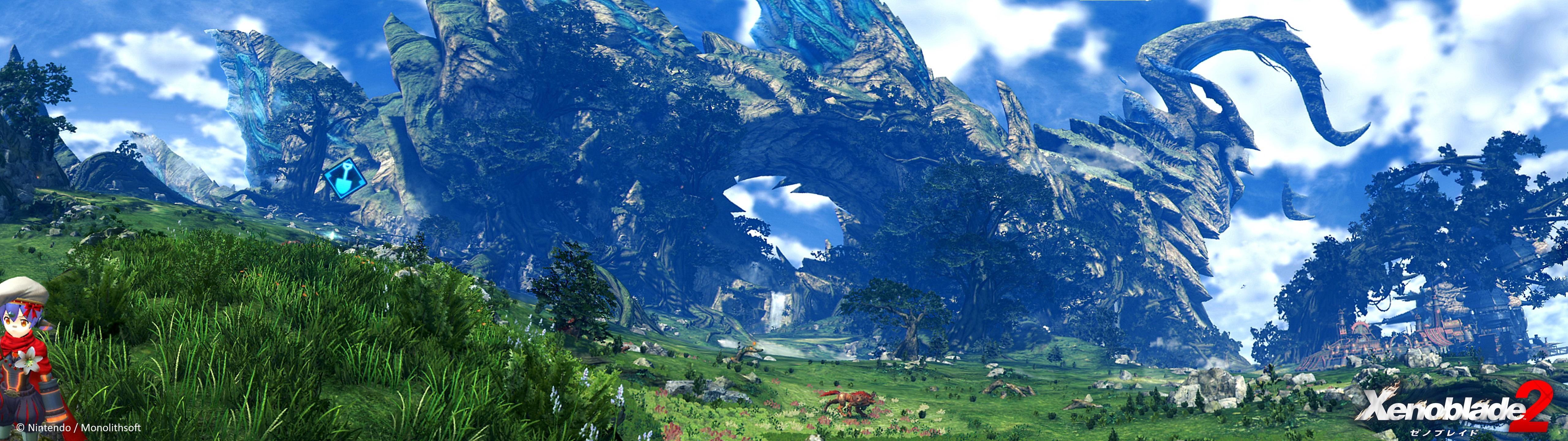 Xenoblade 57417 Hd Wallpaper Backgrounds Download