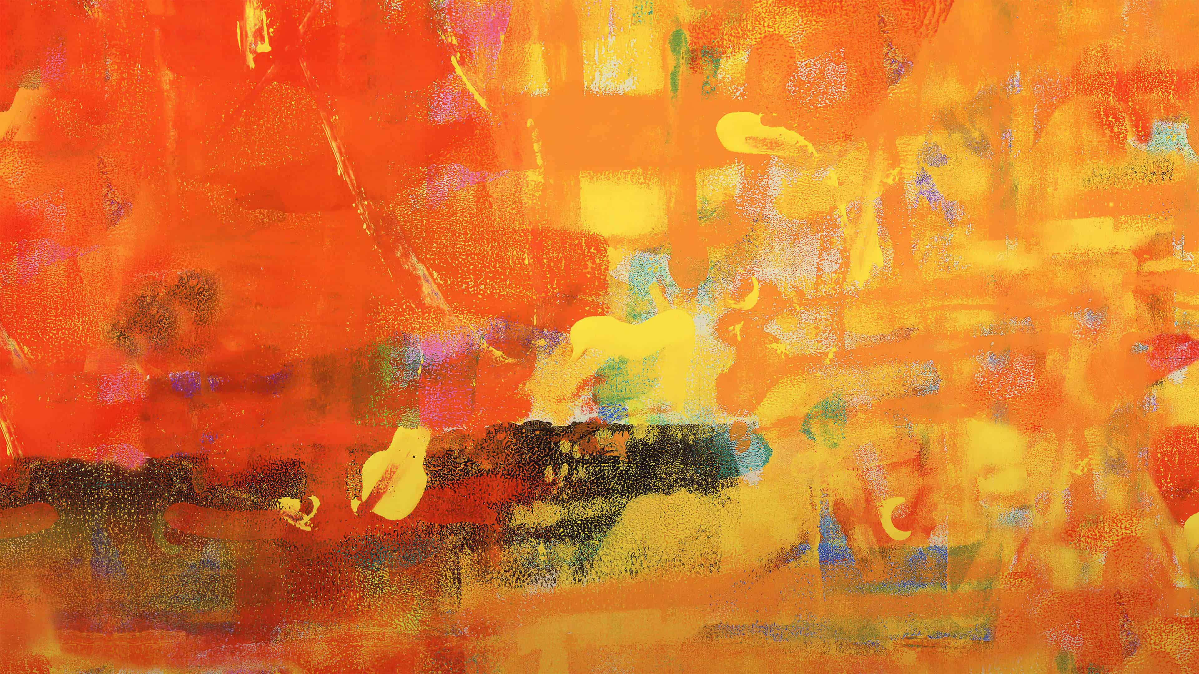 Abstract Painting Uhd 4k Wallpaper Abstract Painting