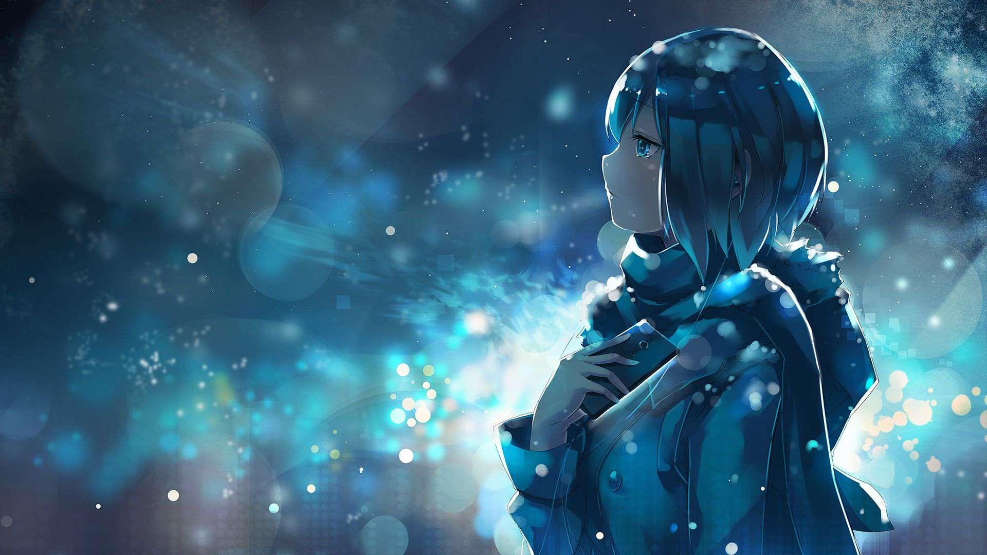 Beautiful Anime Wallpaper Hd , HD Wallpaper & Backgrounds