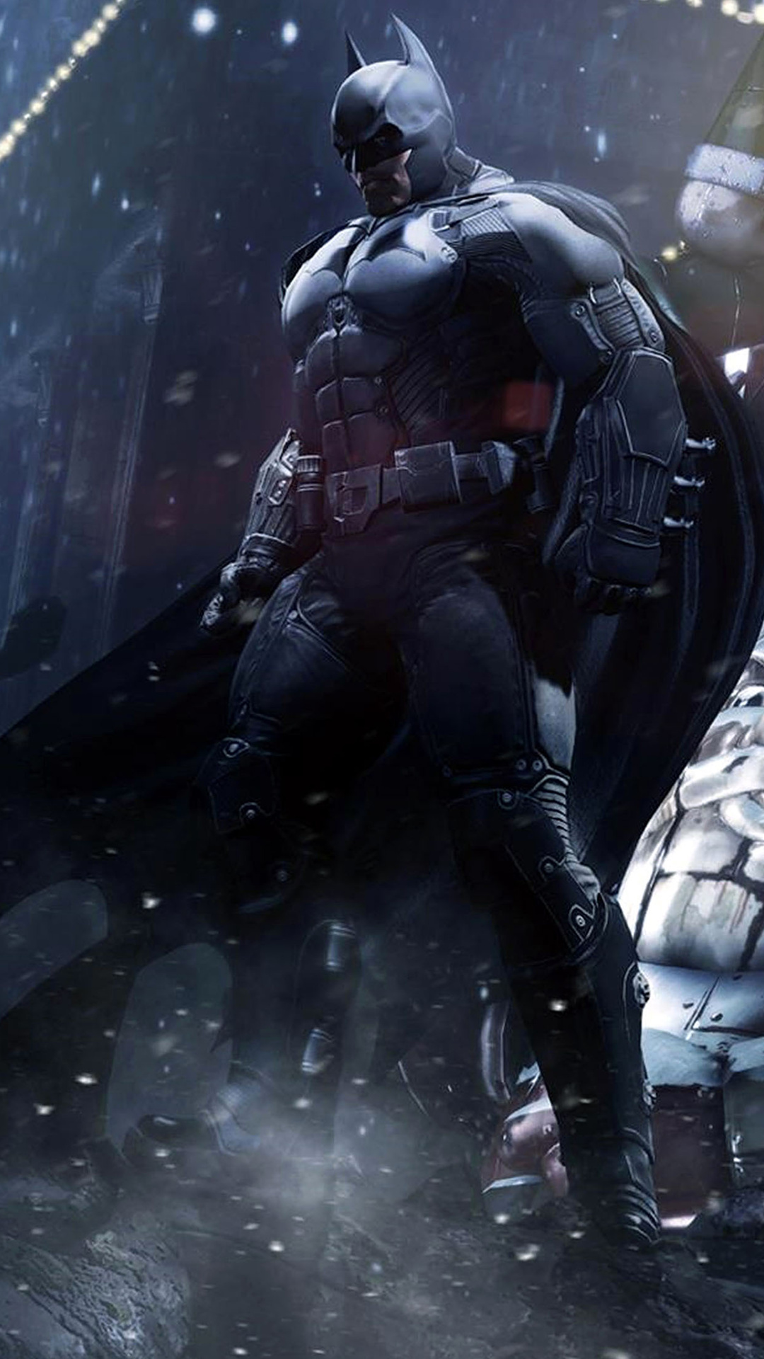 Batman Arkham Origins Hd , HD Wallpaper & Backgrounds