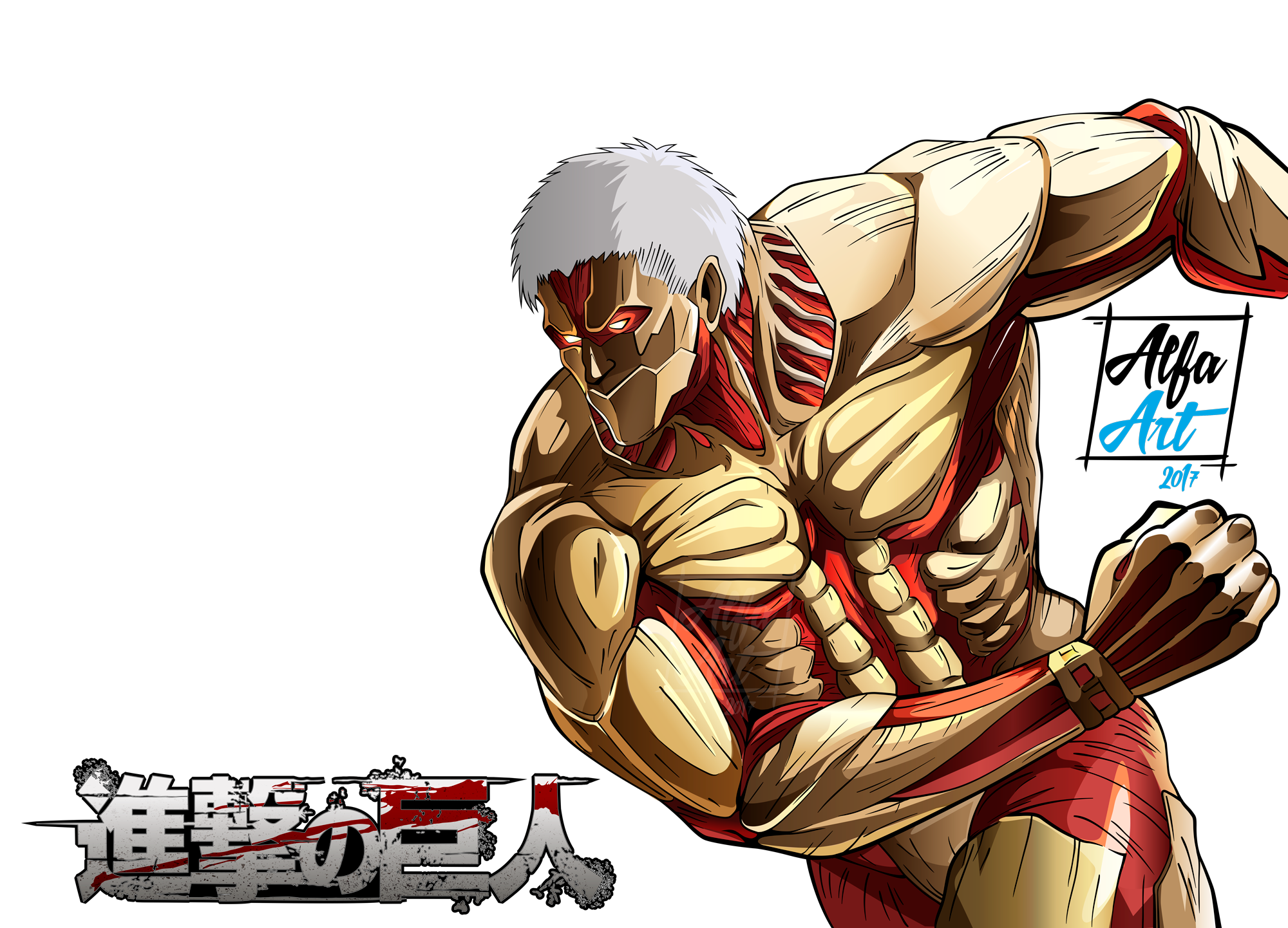 Reiner Braun Wallpaper And Background Titan Armor Attack
